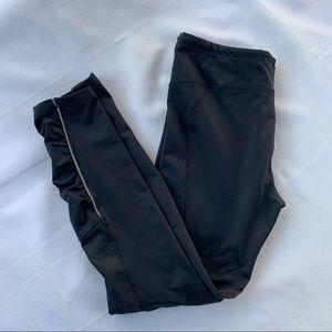 REI Outdoor Leggings Size M Black